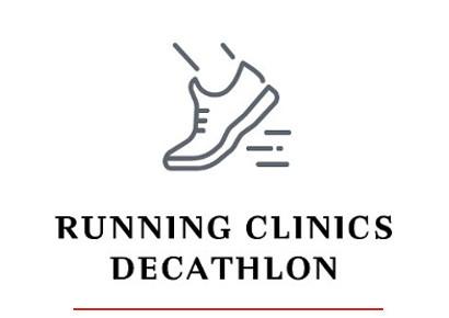 Running clinics Decathlon
