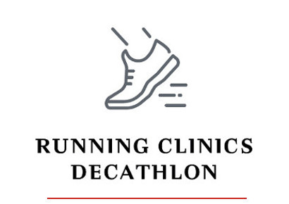 Running clinics Decathlon
