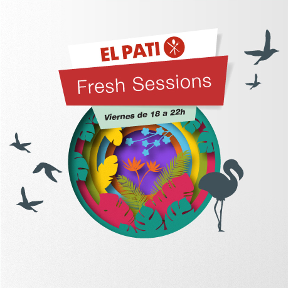 Fresh Session Jueves de 18h a 23h