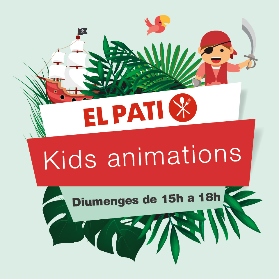 Kids Animations Domingos de 15h a 18h